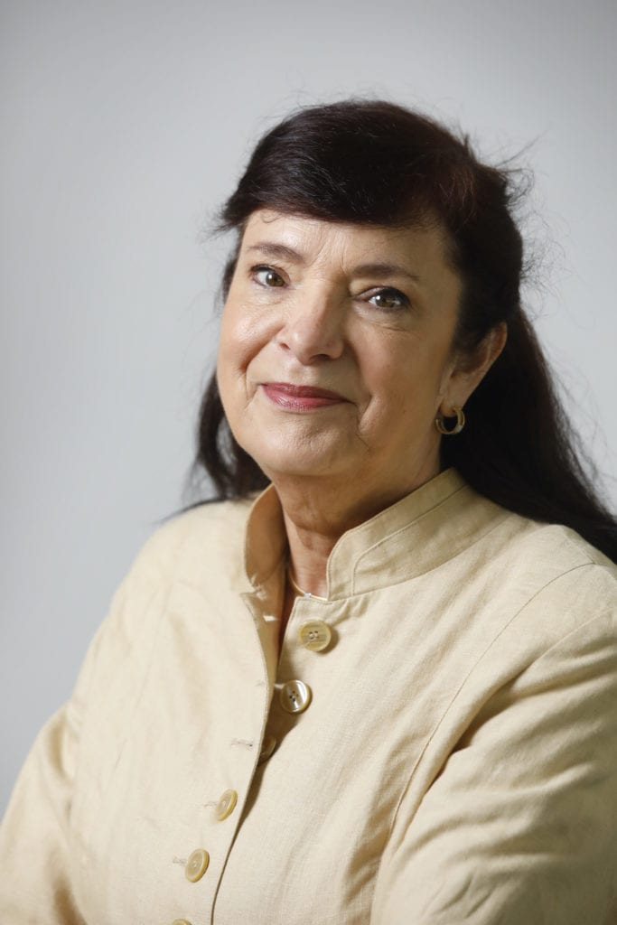 portret van Anne Mieke Zwaneveld