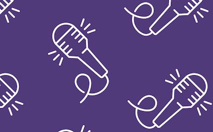 Podcast icoon